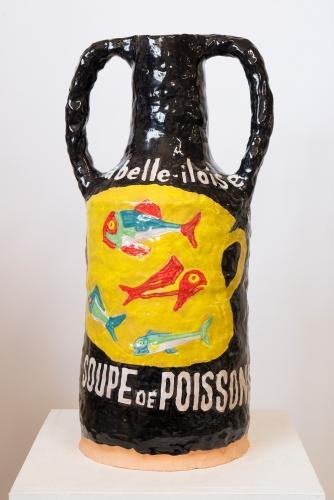 """""""Soupe de Poissons,"""" 2018"""