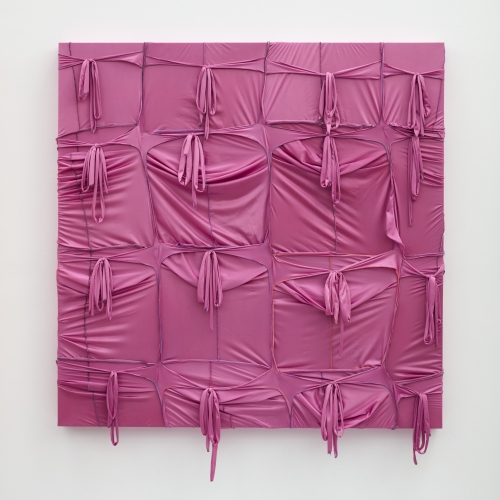 """""""CAMOUFLAGE #074 (Pink Panther),"""" 2021"""