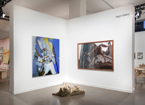 Installation view at Independent NY, 2019.