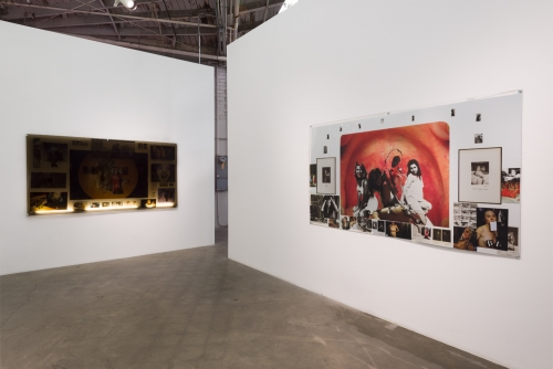 Soft Colony, installation view, 2016.