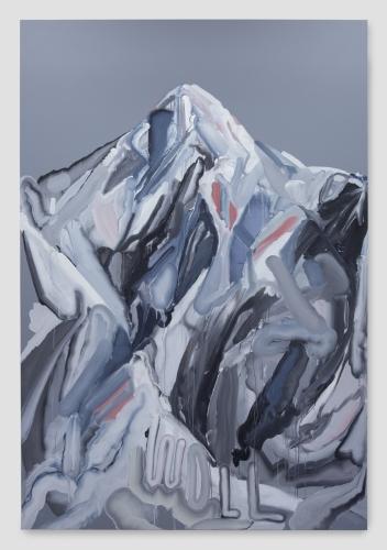 """Mt. Wilson (Noir I),"" 2017"