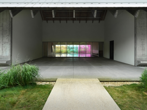 Tomashi Jackson: The Land Claim, installation view at the Parrish Art Museum, Water Mill, NY, 2021. Photo: Dario Lasagni