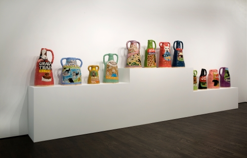 Pedigree, Installation view at White Columns, 2019.