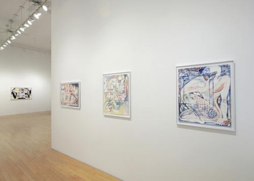 Installation view at Kerry Schuss, New York, 2019