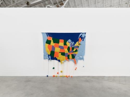 """Holey America,"" 2006-2007."