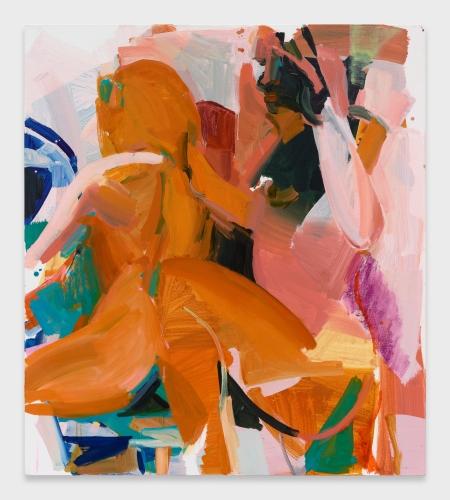 """Sarah Awad, """"Orange Crush,"""" 2019"""