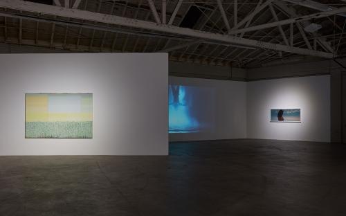 """Illusion,"" installation view, 2016."