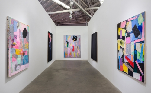 Sojourner Truth Parsons, Crying in California, installation view, 2016