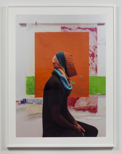 """""""Alteronce in Hannah,"""" 2014. Courtesy the artist and Tilton Gallery, New York."""
