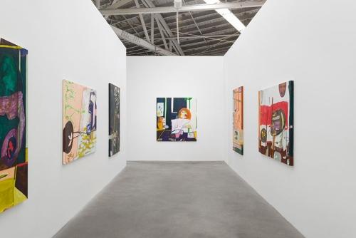 Marisa Takal, Heekin Toonutsi, installation view, 2016.