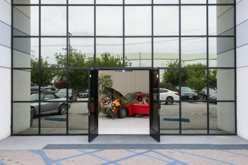 Bad II The Bone, installation view at Duchamp Detox Clinic, 2016.