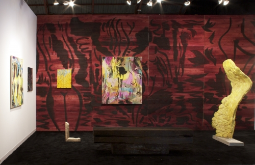 Installation view, Art Platform Los Angeles, 2012