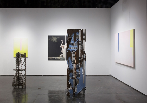 Installation view, NADA Miami, 2017