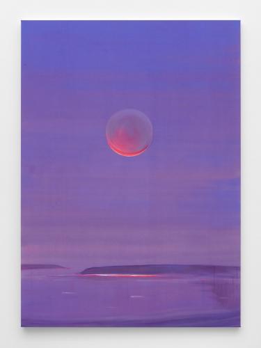 "Wanda Koop, ""Super Flower Blood Moon,"" 2021"