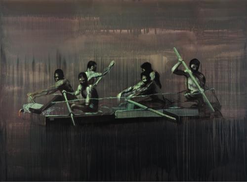 """""""Les Forces contraires,"""" 2013"""