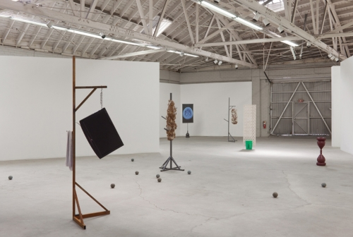 Polite, Intelligent, and Respectful, installation view, 2013