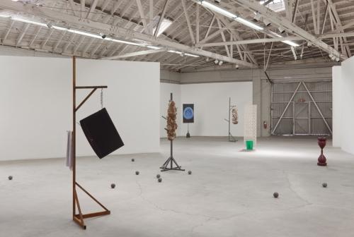 Polite, Intelligent, and Respectful, installation view, 2013