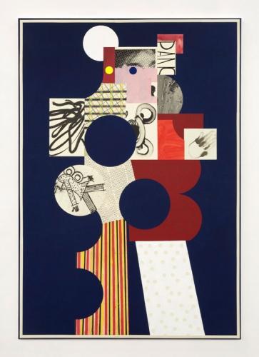 "David Korty, ""Figure Construction #4,"" 2015"
