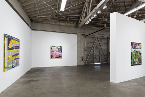 Installation view, Beyond Oy Too Scared to Ha-Ha​, 2017