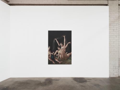 """Remedy,"" installation view in Syrinx, 2018."