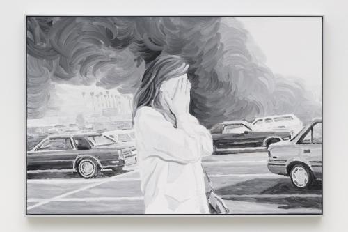 """Cynthia Daignault, """"Elegy (Los Angeles),"""" 2019"""