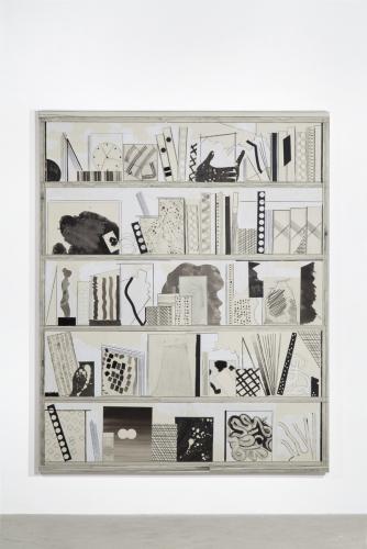 """""""White Shelf #1,"""" 2013"""