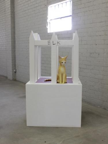 "Jocko Weyland, ""Lantau Elk Cat,"" 2013"
