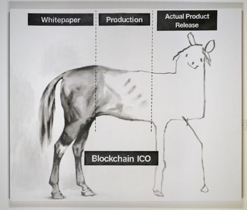"""Horse,"" 2019"