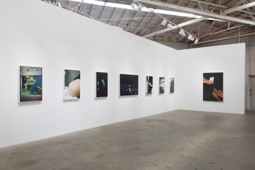 Transit installation view, 2018.