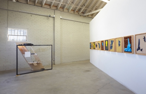 Installation view, Culm​, 2013