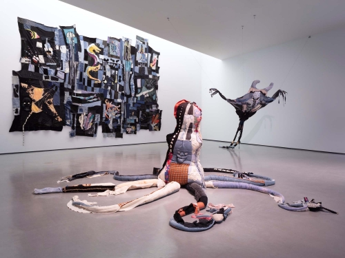 Yorkshire Sculpture International, installation view, The Hepworth Wakefield, London, UK, 2019.