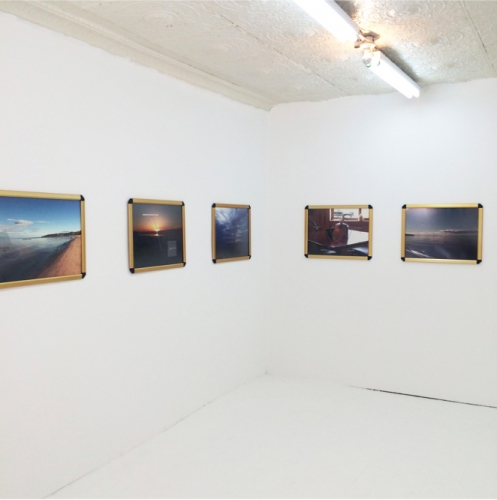 """Come Early and Come Often"" Installation view at Chapter NY, 2014"