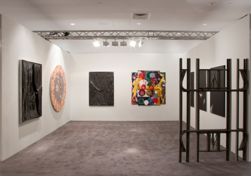 Installation view, NADA Miami, 2015