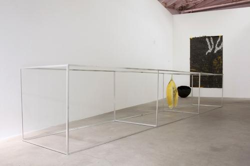 Dmitri Hertz & Kate Levant,OOOOOOOOOOOO, installation view, 2015