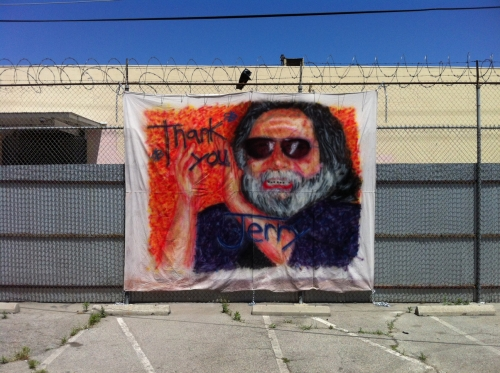 """Thank You Jerry,"" 2013"