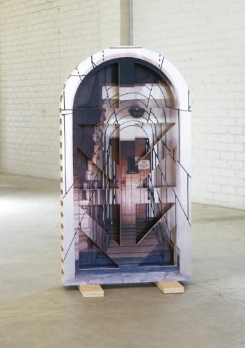"Marina Pinsky, ""Arch Support,"" 2014"
