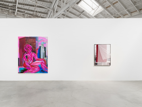 Majeure Force, Part One, installation view, 2020.