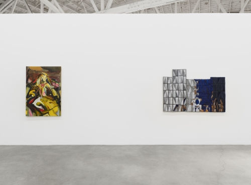 Majeure Force, Part Two, installation view at Night Gallery, 2020.
