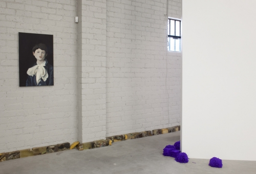 Made in Space, installation view, 2013