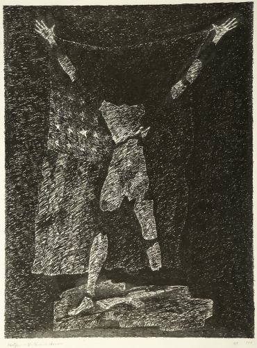 """""""Monument to the Martyrs of Lebanon,"""" 1984"""