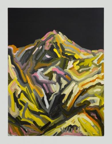 """Mt. Wilson (Western IV),"" 2016."