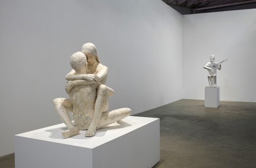Victor Jara / Lethe & Eunoe installation view, 2015.