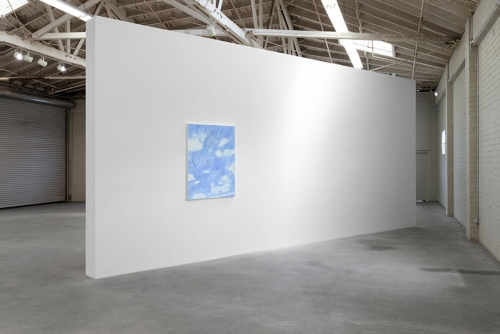 Paul Heyer, I Am the Sky, installation view, 2016.