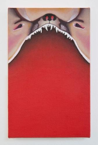 "Alexandra Noel, ""Devil Dog,"" 2016"