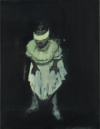 """""""Les Yeux bandés,"""" 2013"""