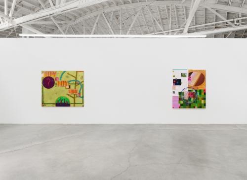 Euphoric Recall, installation view, 2021