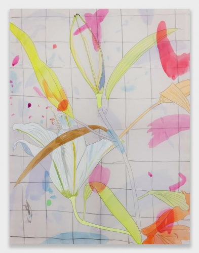 "Paul Heyer, ""Lilly and Grid,"" 2014"