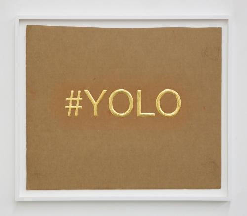 """YOLO,"" 2016"