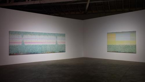 Illusion, installation view, 2016.
