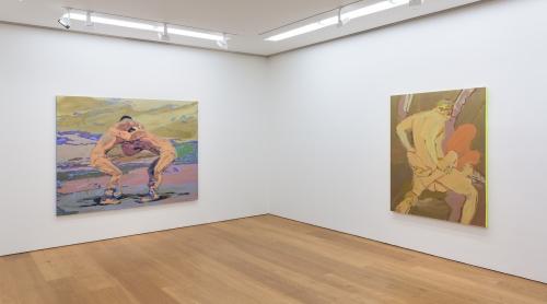 Born in Mirrors, installation view at Perrotin Gallery Hong Kong, 2019.